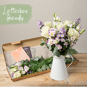letterbox flowers free delivery