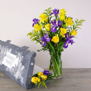 affordable letterbox flowers