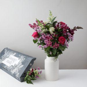 Letterbox Nice - flowers