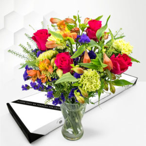 Bright Meadow - Letterbox Flowers - Letterbox Flower Delivery - Letterbox Flowers UK - Send Letterbox Flowers